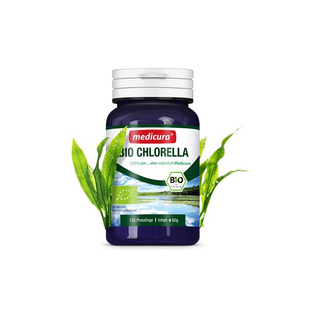 Klorella tabletid ÖKO