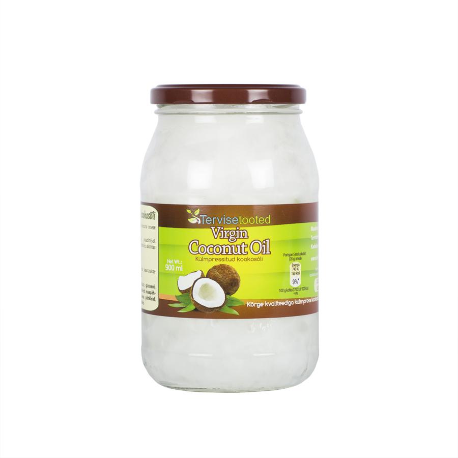 Kookosöljy-450ml