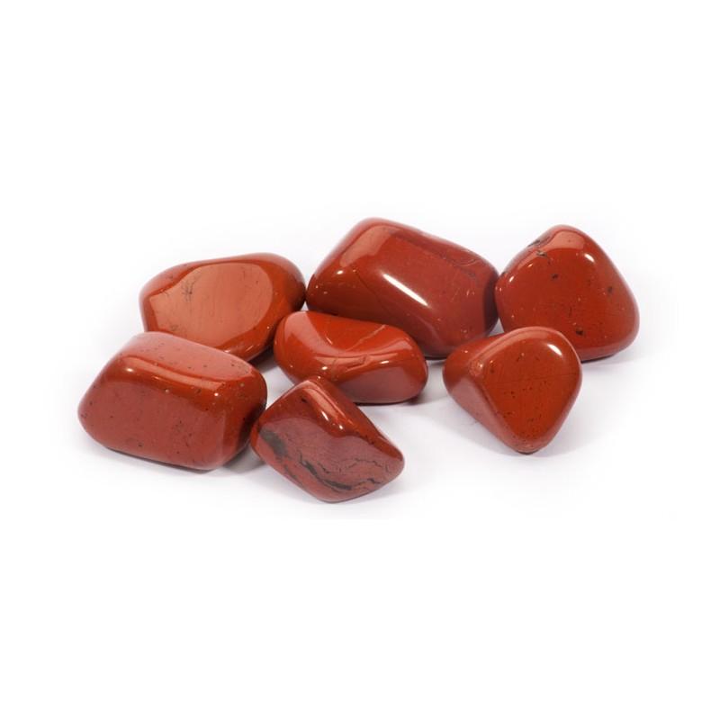 punainen jaspis kiiltävä 1tk