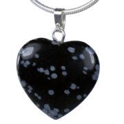 Ripats – süda Lumehelbe obsidiaan(1586)