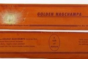 Viiruk Golden Nag Champa (1815)