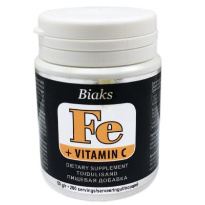 Fe+C Vitamiin 50g (2003)