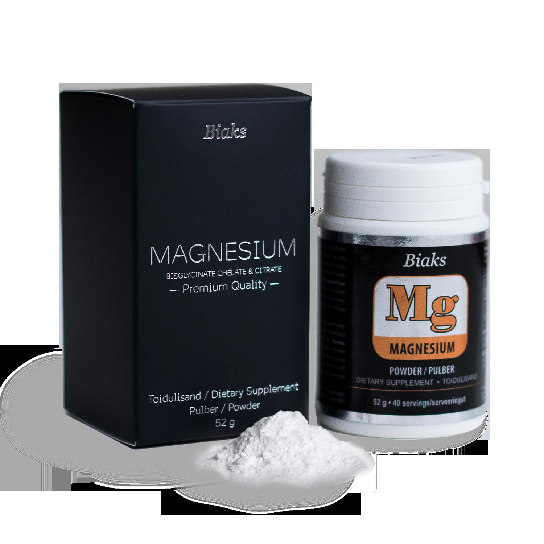 Magneesium 52g (2002)
