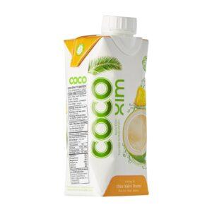 Kookosmahl ehk kookosvesi – Ananassi (Cocoxim – with Pineapple juice) 330ml