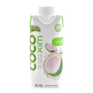 Kookosmahl ehk kookosvesi –Xiem Originaal