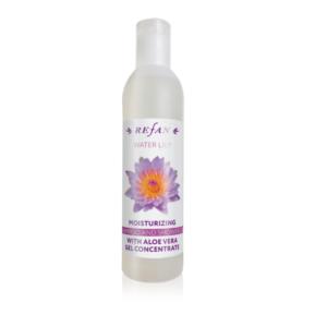 Niisutav shampoon ja dušigeel - Water Lily