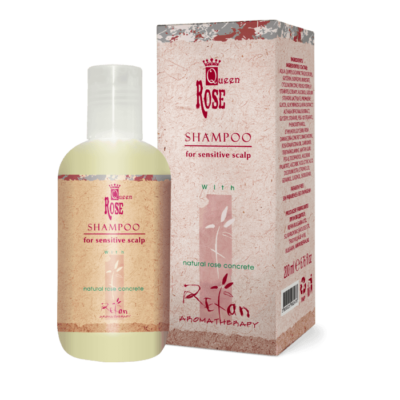 "Shampoon – ""Queen Rose"" 200ml (1938)"