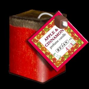 Lõhnaküünal õun ja kaneel (2136)