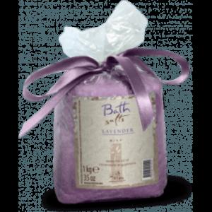 Bath salts Lavender-1kg