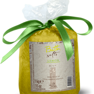Vannisool eeterliku õliga - Lemon 1 kg (1934)