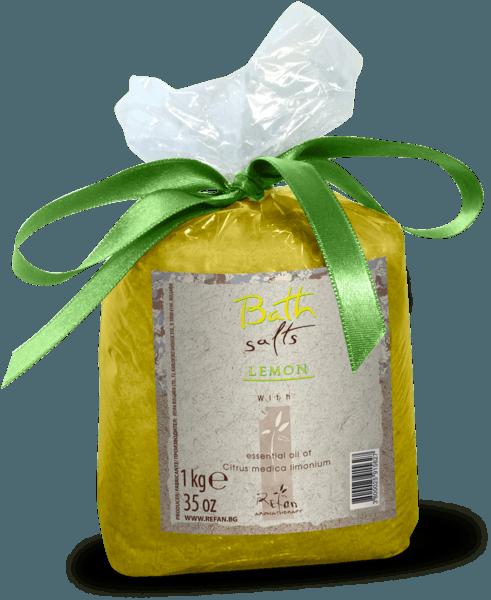 Vannisool eeterliku õliga – Lemon 1 kg (1934)