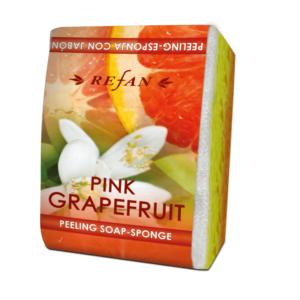 Kooriv seep-svamm - Pink Grapefruit (2216)