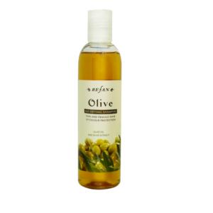 Vananemisvastane oliividega shampoon õhukestele ja habrastele juustele, UV- värvikaitsega (1937)