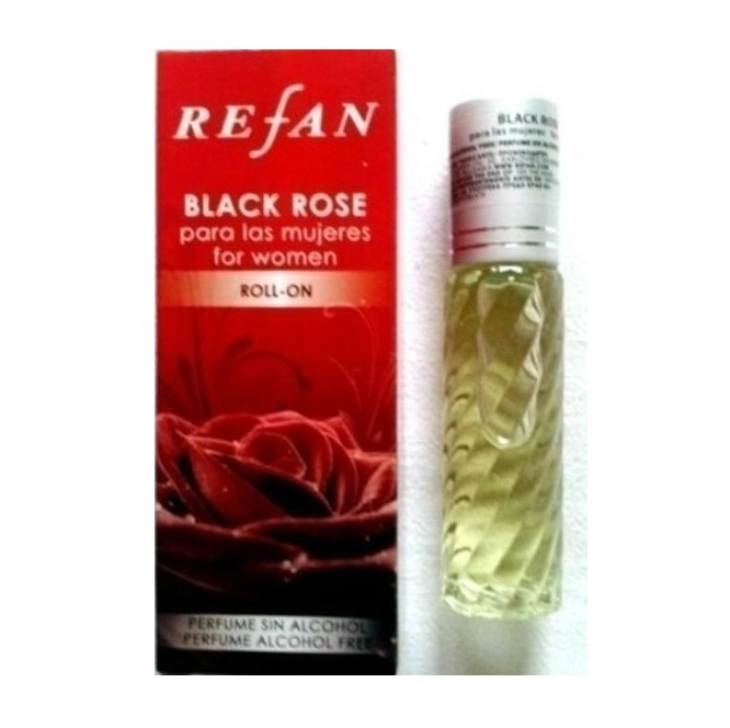 Alkoholivaba parfüüm – Black Rose (1915)