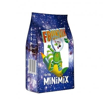 Minimix Frukvik puuviljabatoonid, 5 maitset (2294)