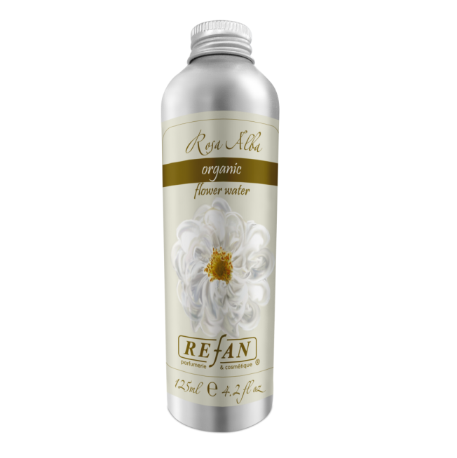 Roosi õievesi ÖKO – Organic Rosa Alba, 125 ml (1963)
