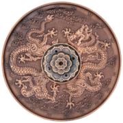Viirukialus – Draakon, metallist 1
