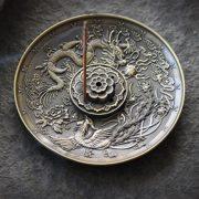 Viirukialus – Draakon, metallist 4