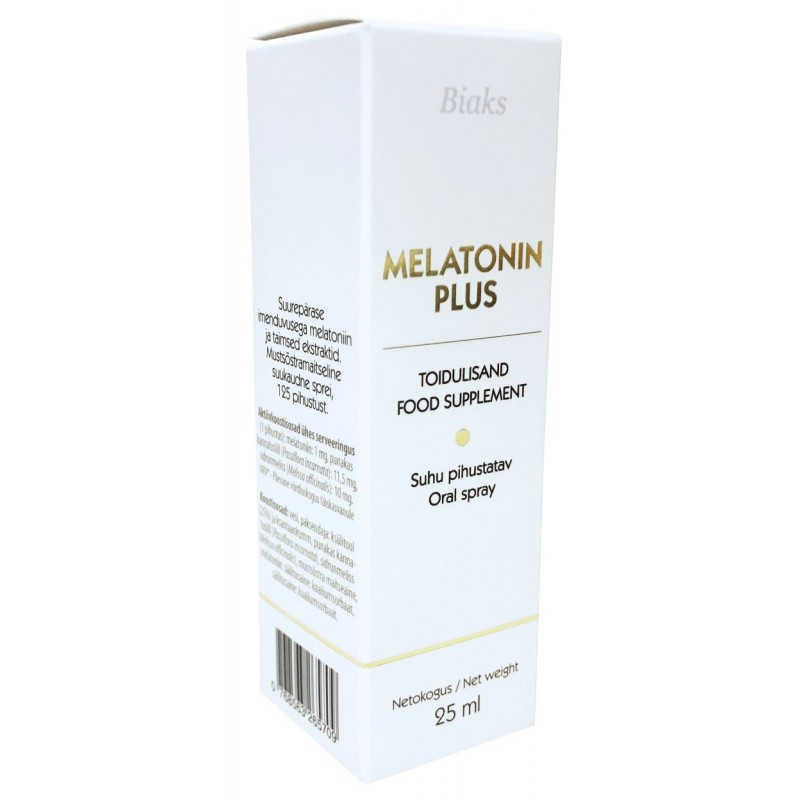 Melatonin Plus Spray, 25ml, (2396)