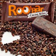 Roobar kakaonibside ja mandliga 30g 3