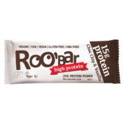 Roobar proteiinibatoon šokolaaditükkide ja vaniljega 60g