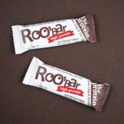 Roobar proteiinibatoon šokolaaditükkide ja vaniljega 60g 2