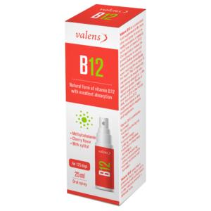 Spray B12, 25ml (2397)