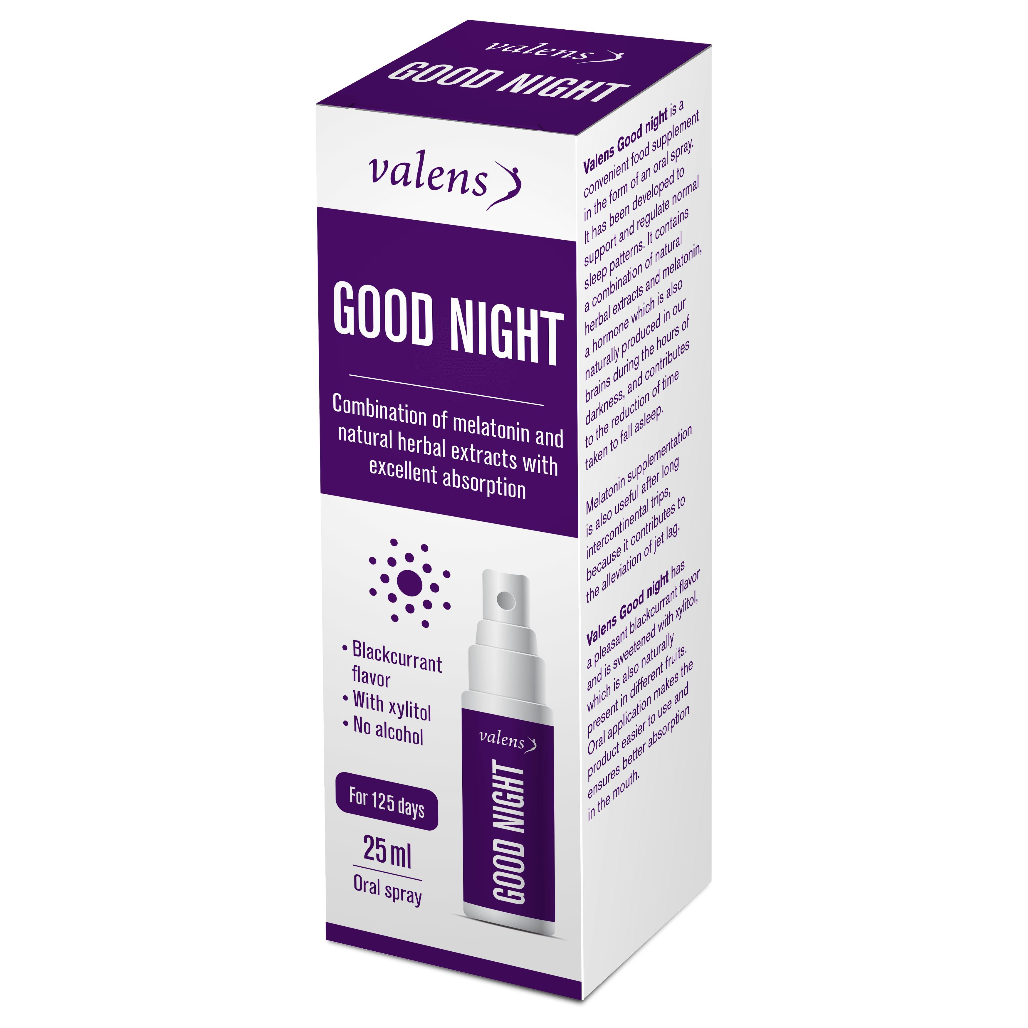 Spray Good Night, 25ml (2396)