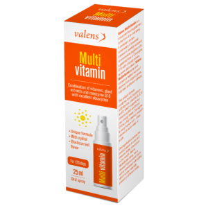 Spray MultiVitamin, 25ml (2400)