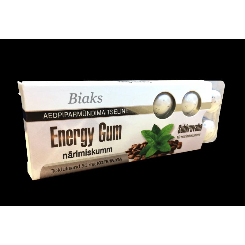 Energy Gum närimiskumm (2485)