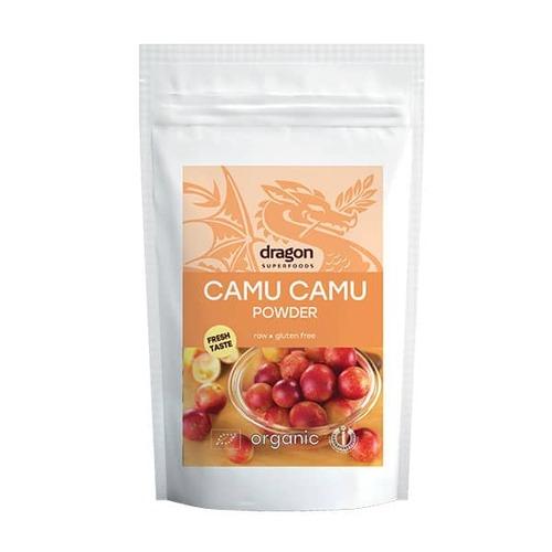 Camu Camu pulber ÖKO, 100g, Dragon (2643)