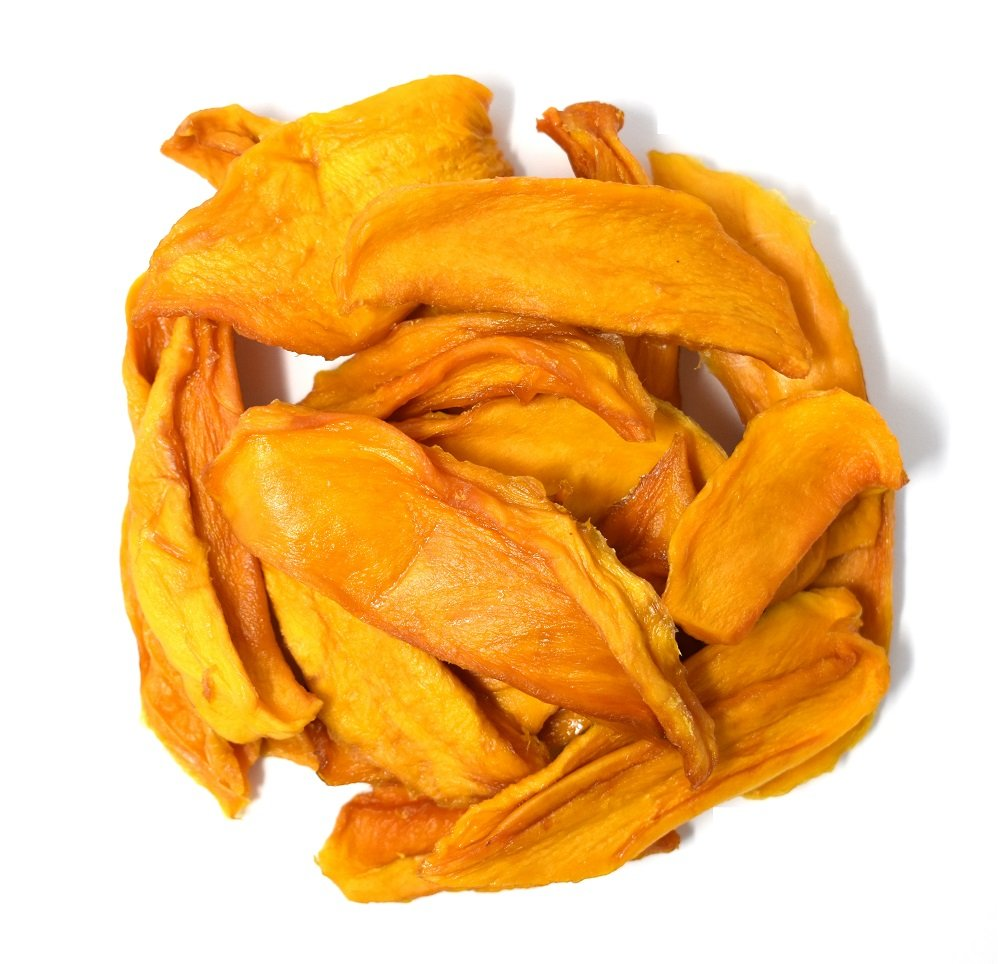 Mango kuivatatud viilud ÖKO, 100g (2645)