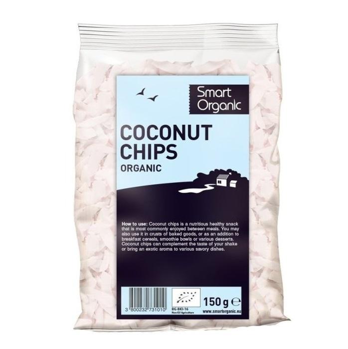 Kookoslaastud ÖKO, 150g (2639)