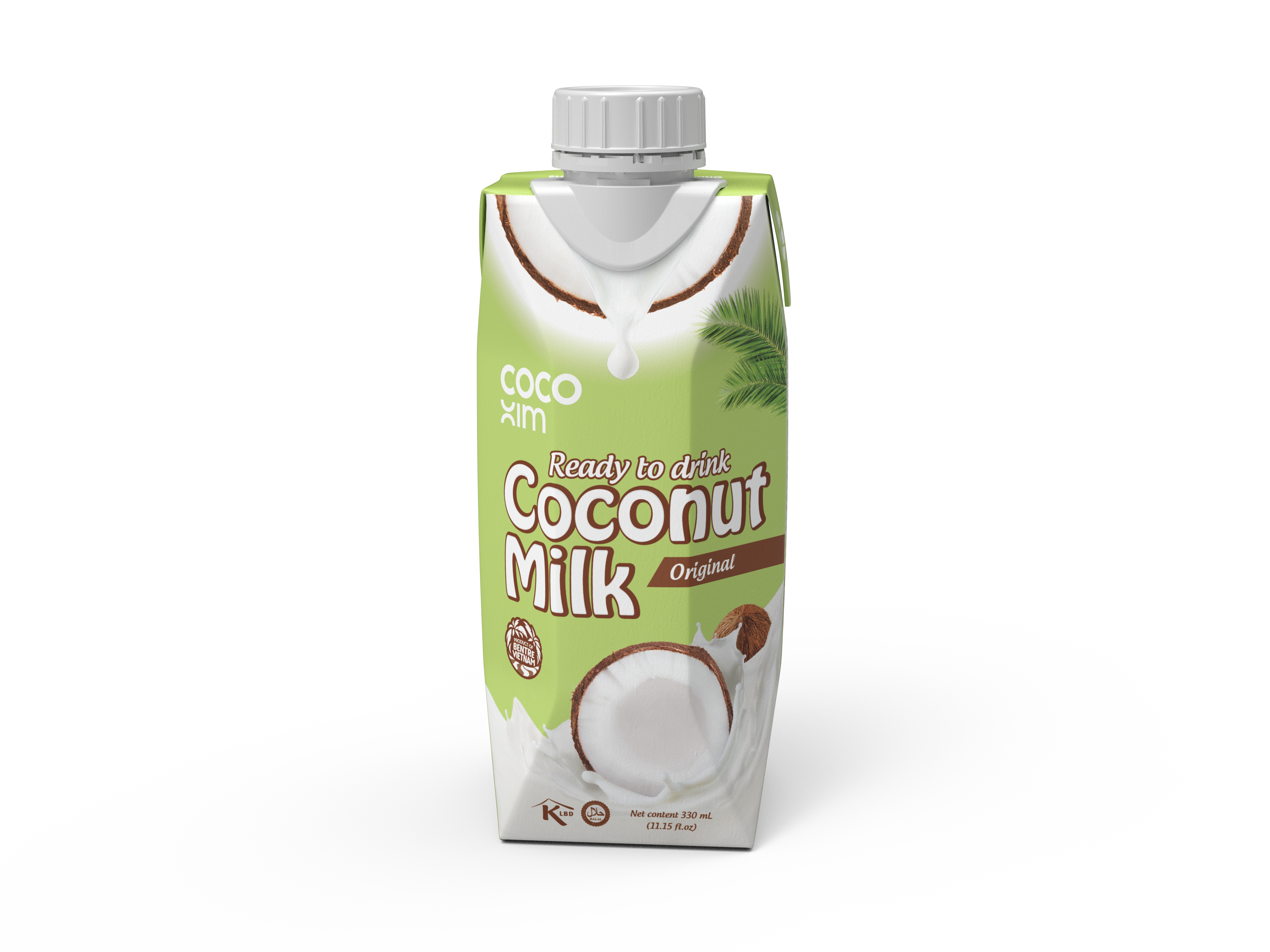 Kookospiim, 330ml (2672)