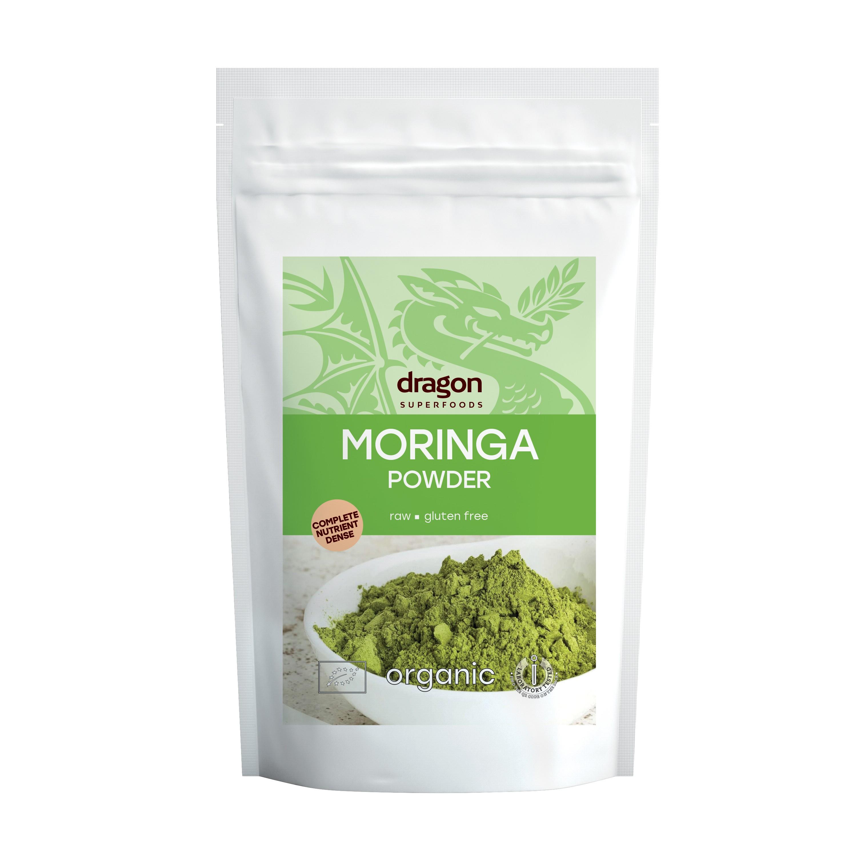 Moringa pulber ÖKO, 200g (2630)