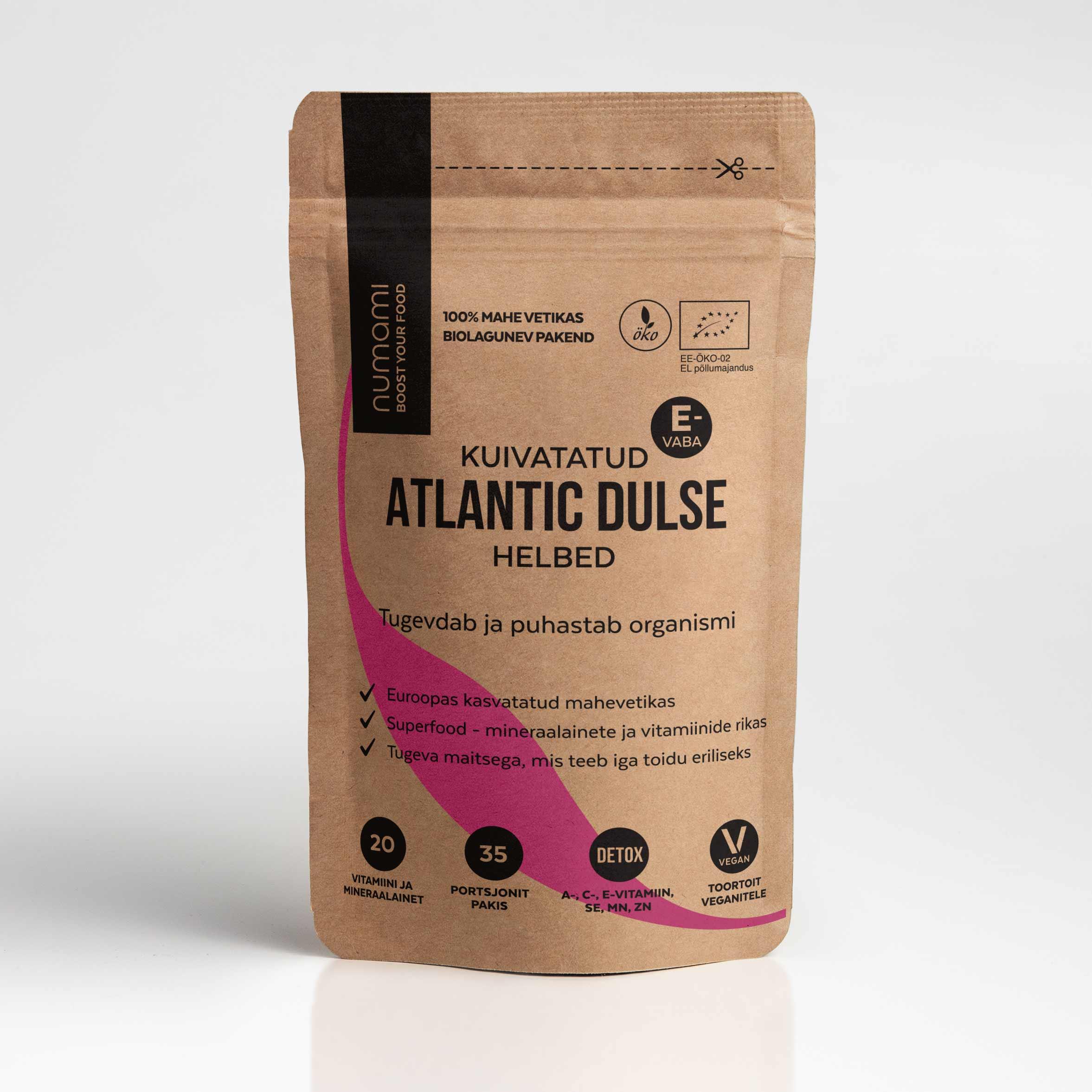 Atlantic Dulse, täitekott 18g (2570)