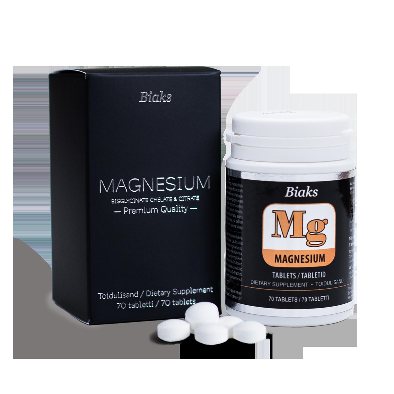 Magneesium, tabletid 59,5g (2803)