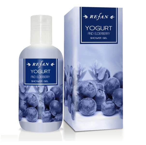 dushigeel – Yogurt and Elderberry, 200ml (2880)