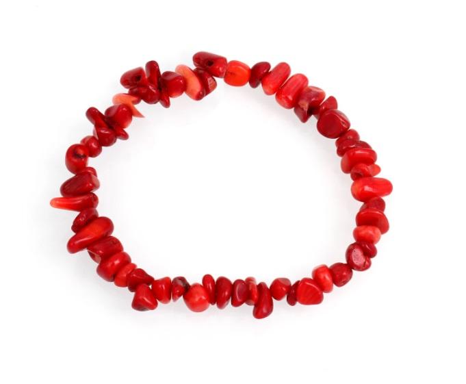 käevõru- punane korall, väikesed tsipsid (2656)