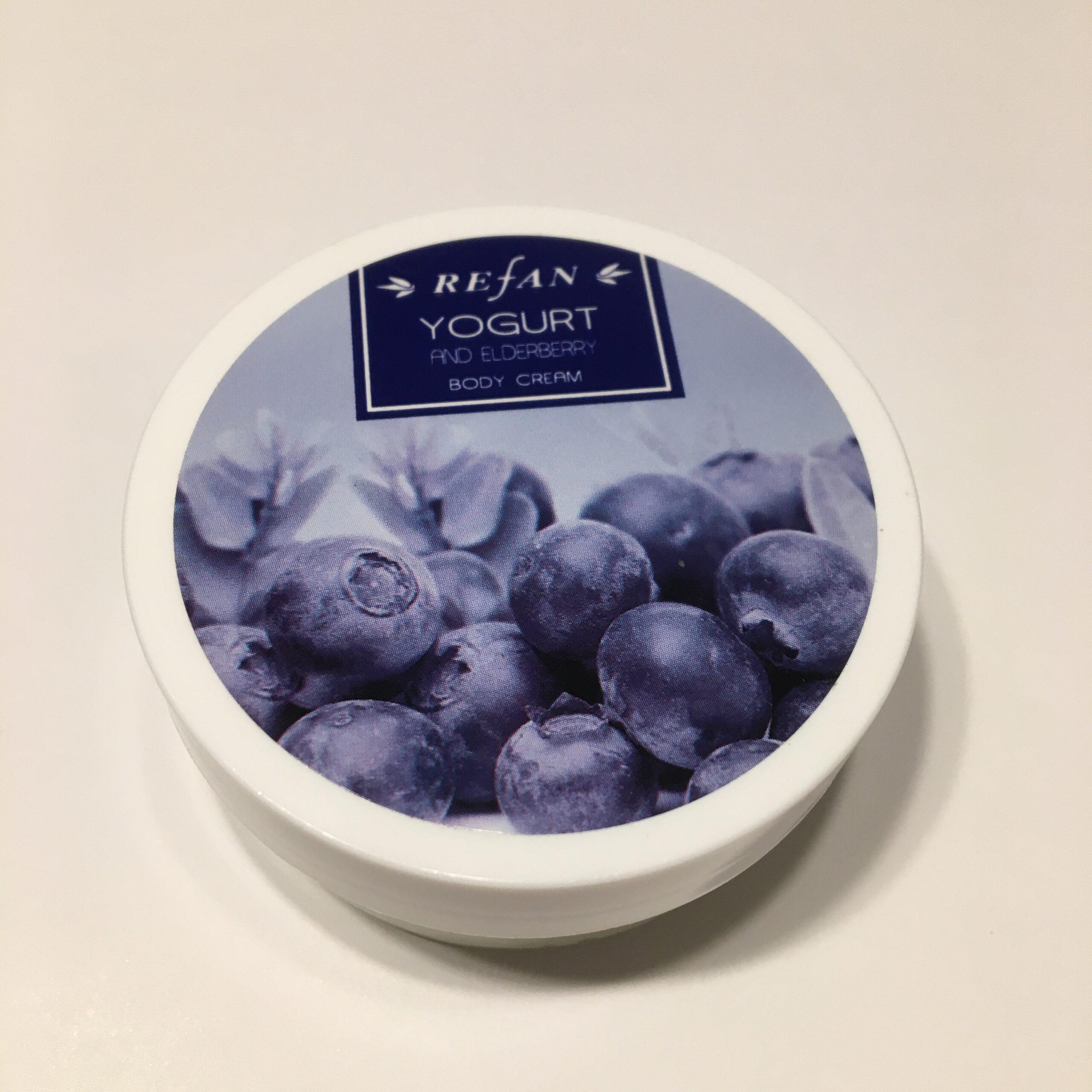 kehakreem Yogurt and Elderberry, 40 ml (2886)