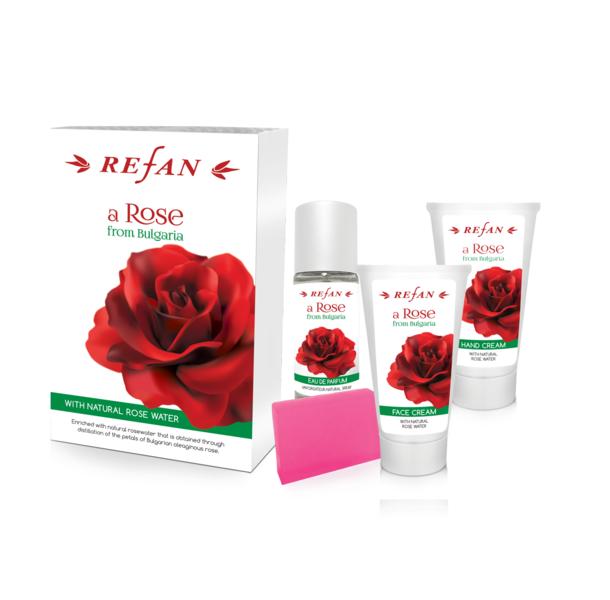 komplekt Rose from Bulgaria 6 (2137)