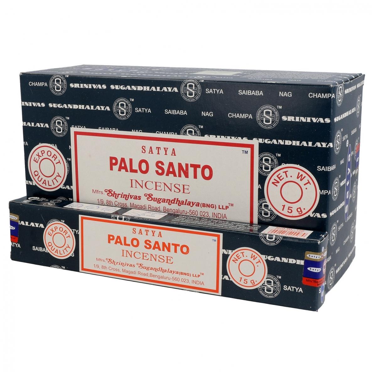 viiruk Satya Palo Santo Incense, 15g (2509)