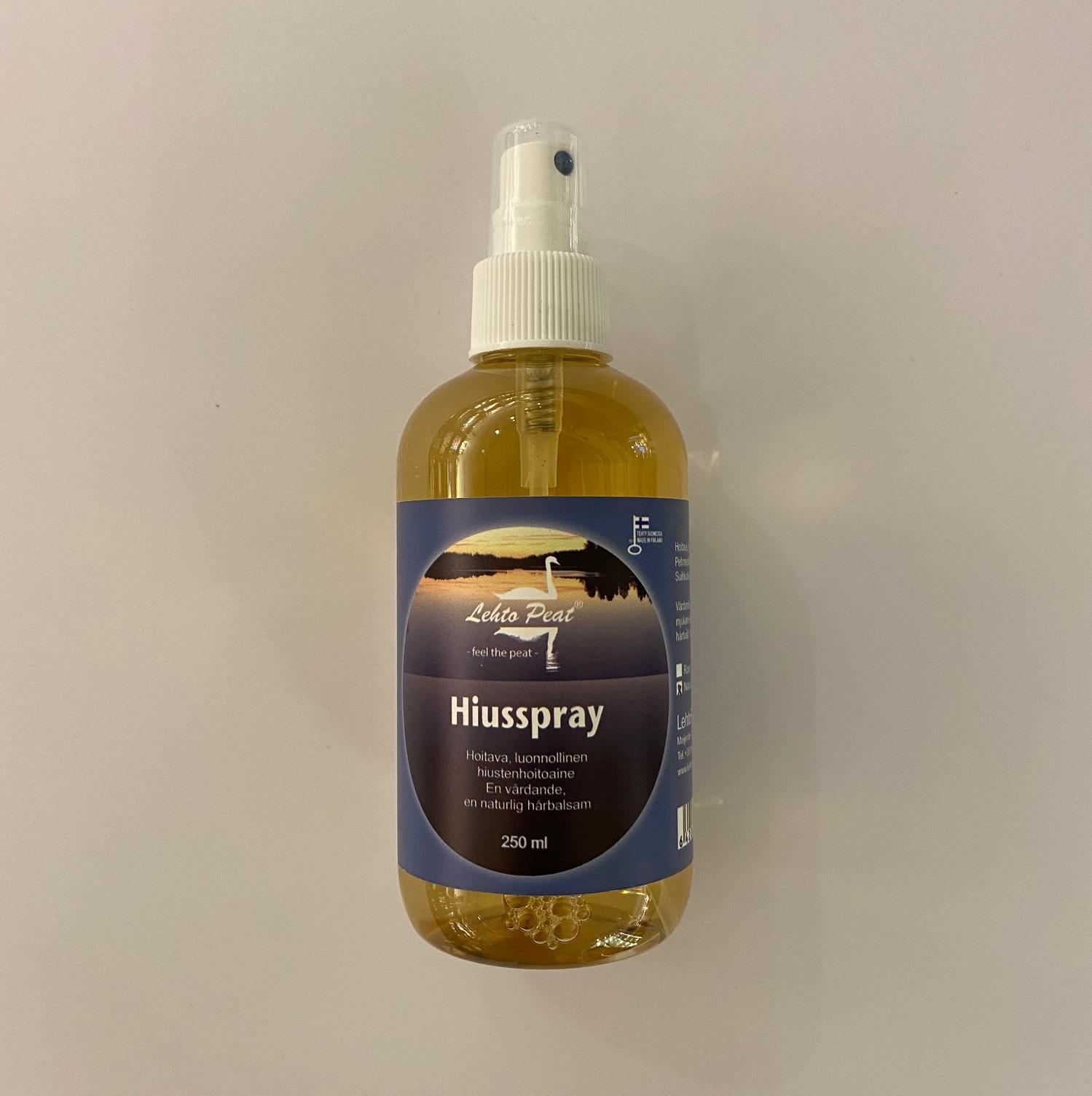 juuksepalsam pihustiga, naturaalne soovee 250ml (611)