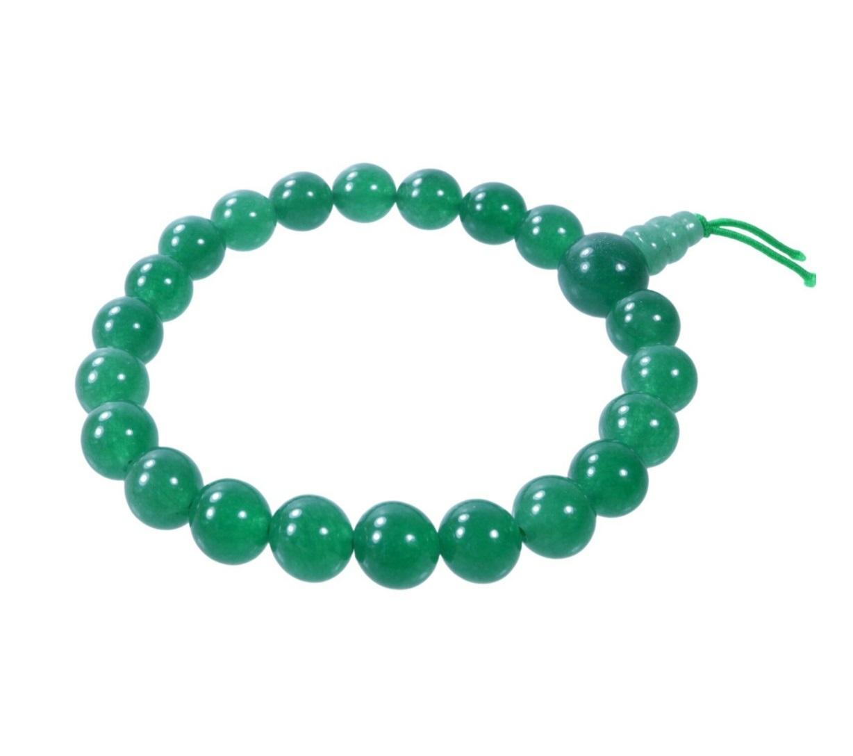 käevõru aventuriin, roheline Buddha (1092)