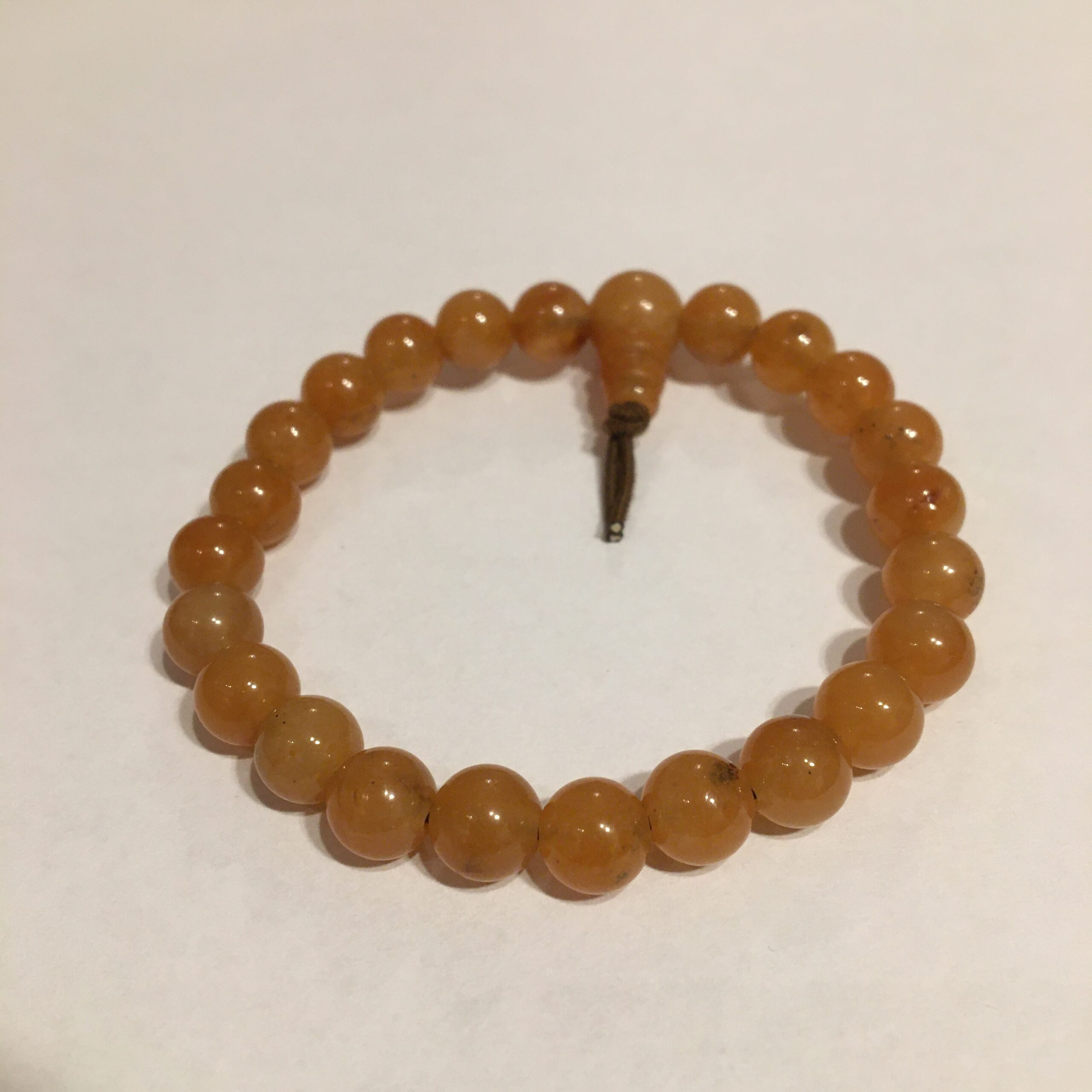 käevõru oranž aventuriin Buddha (1083)