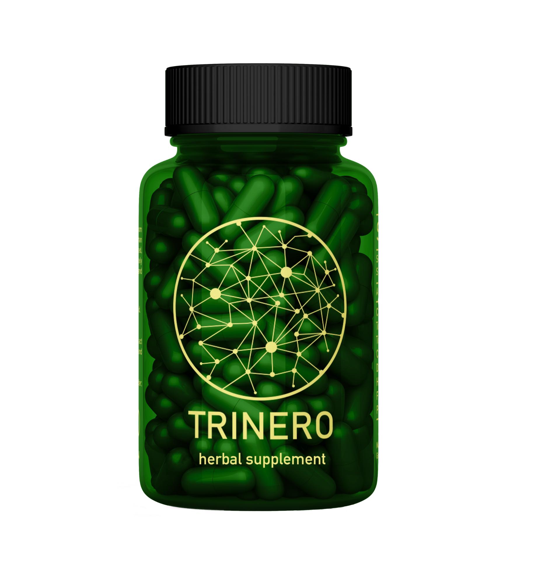 trinero 60 kapslit, 30g (2889)