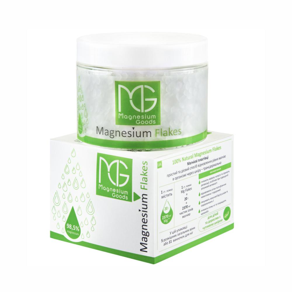 """magneesiumi helbed """"Magnesium Flakes"""""""