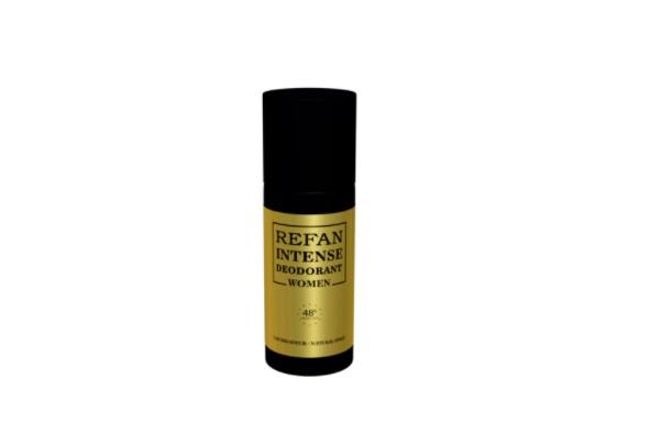 deodorant naistele, pihustatav