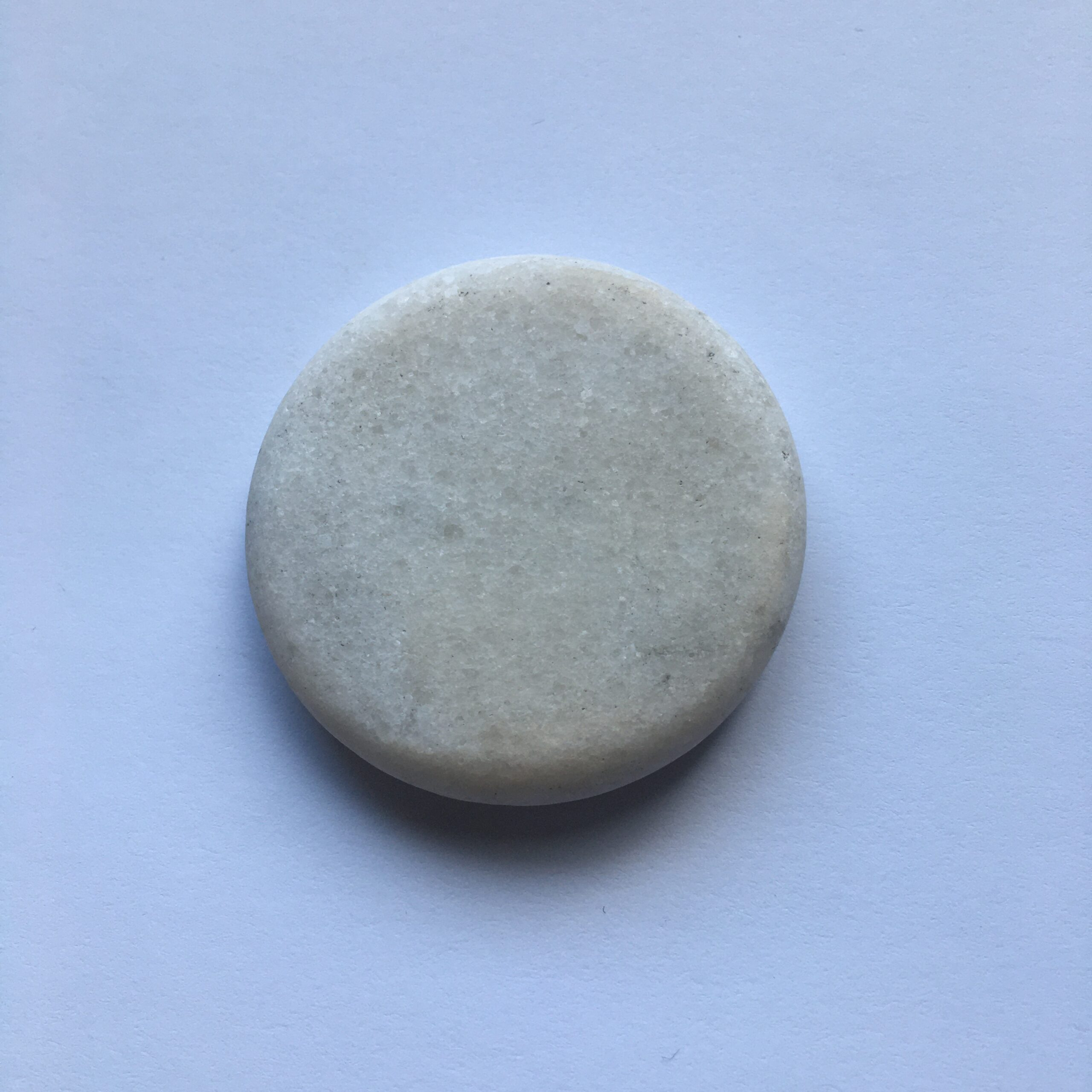 valge marmor ümar (1836)